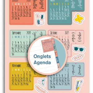 stickers-onglets-agenda-2019-2020